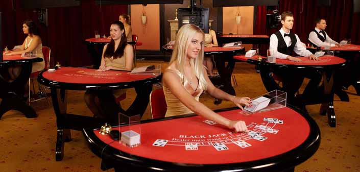 Live casino levende dealere i din sofa
