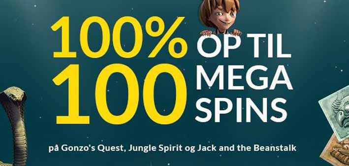 EU Casino - 100 MEGA spins