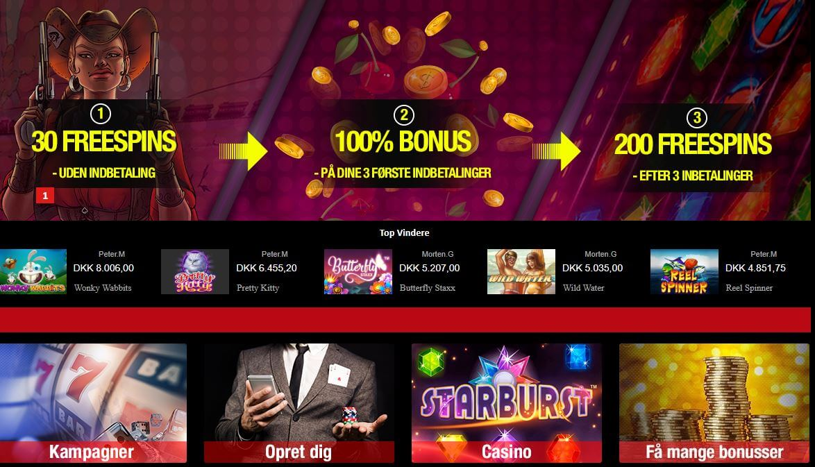 777 - 100 FREE Spins