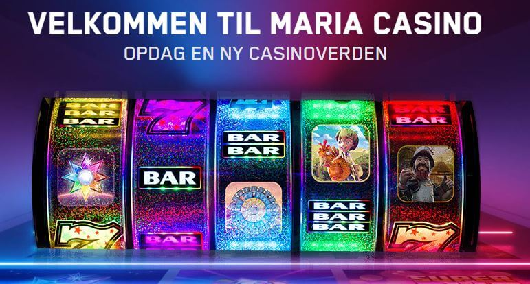 Maria Casino - 200 CASH Free Spins