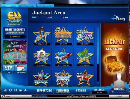 jackpot casino slots free coins