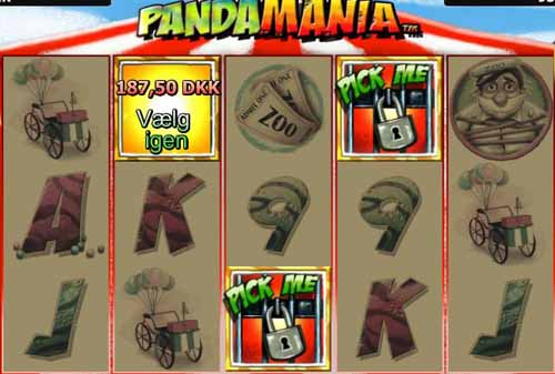 PandaMania - 33 FREE Spins